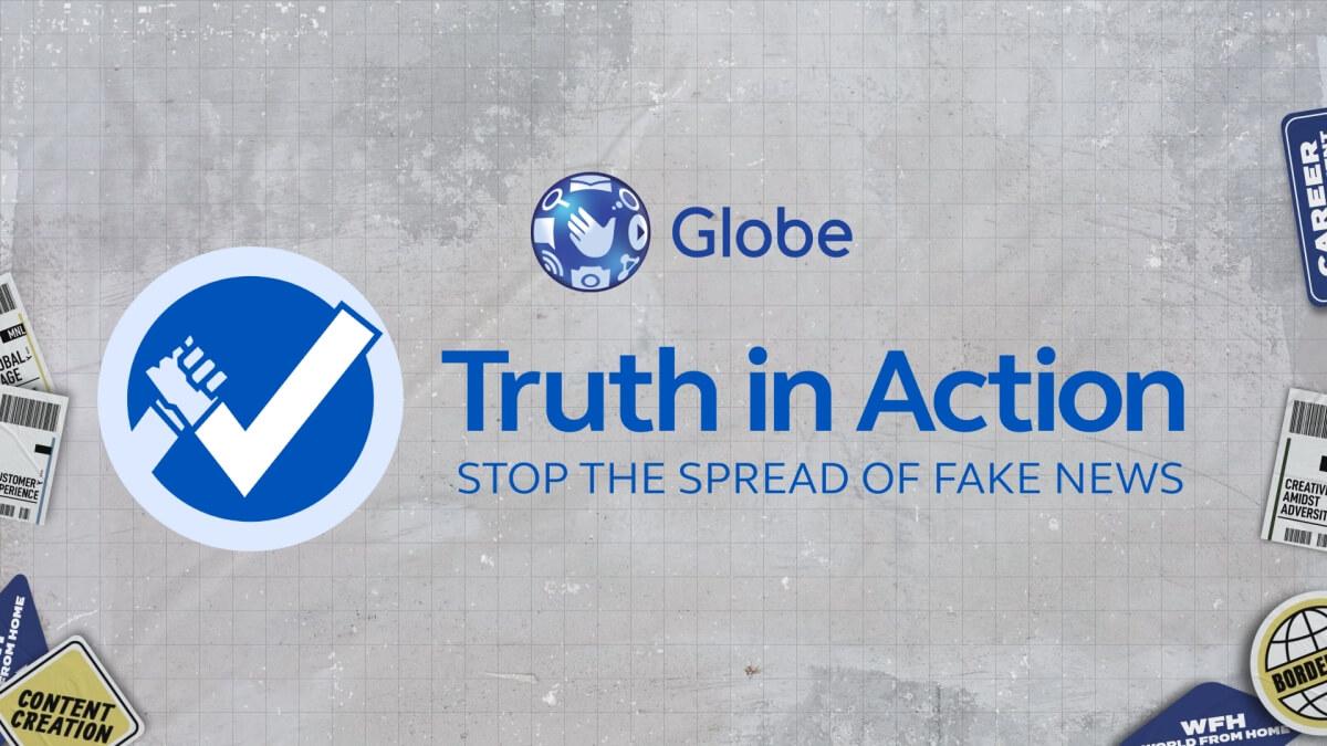 #TruthInAction: Globe Helps Students Fight Fake News at PANAF YCF