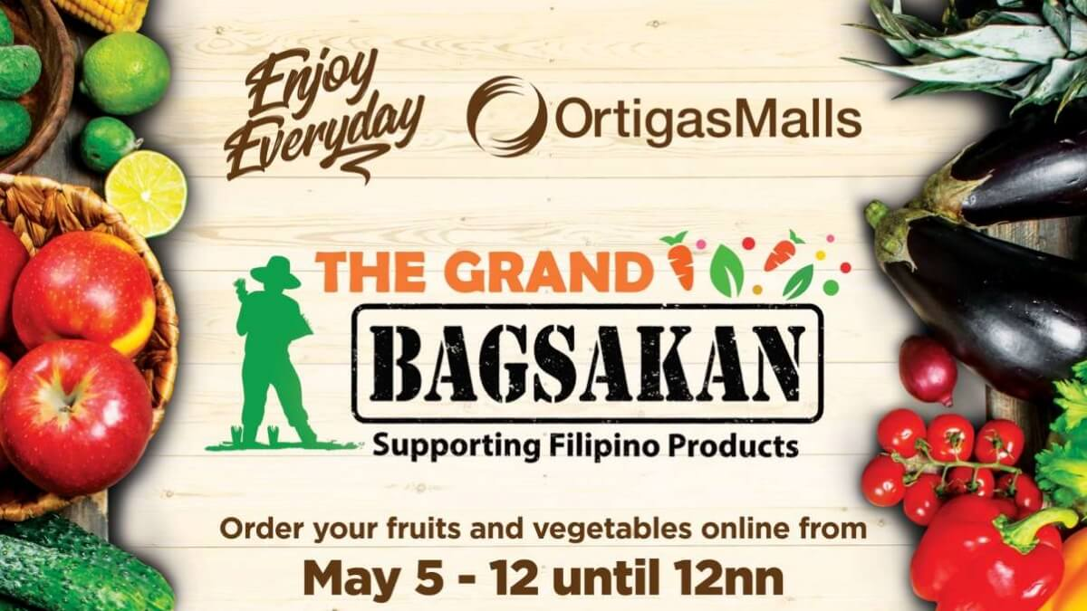 Read more about the article Ortigas Malls Teams Up with Mayani for 'The Grand Bagsakan' in San Juan and Pasig