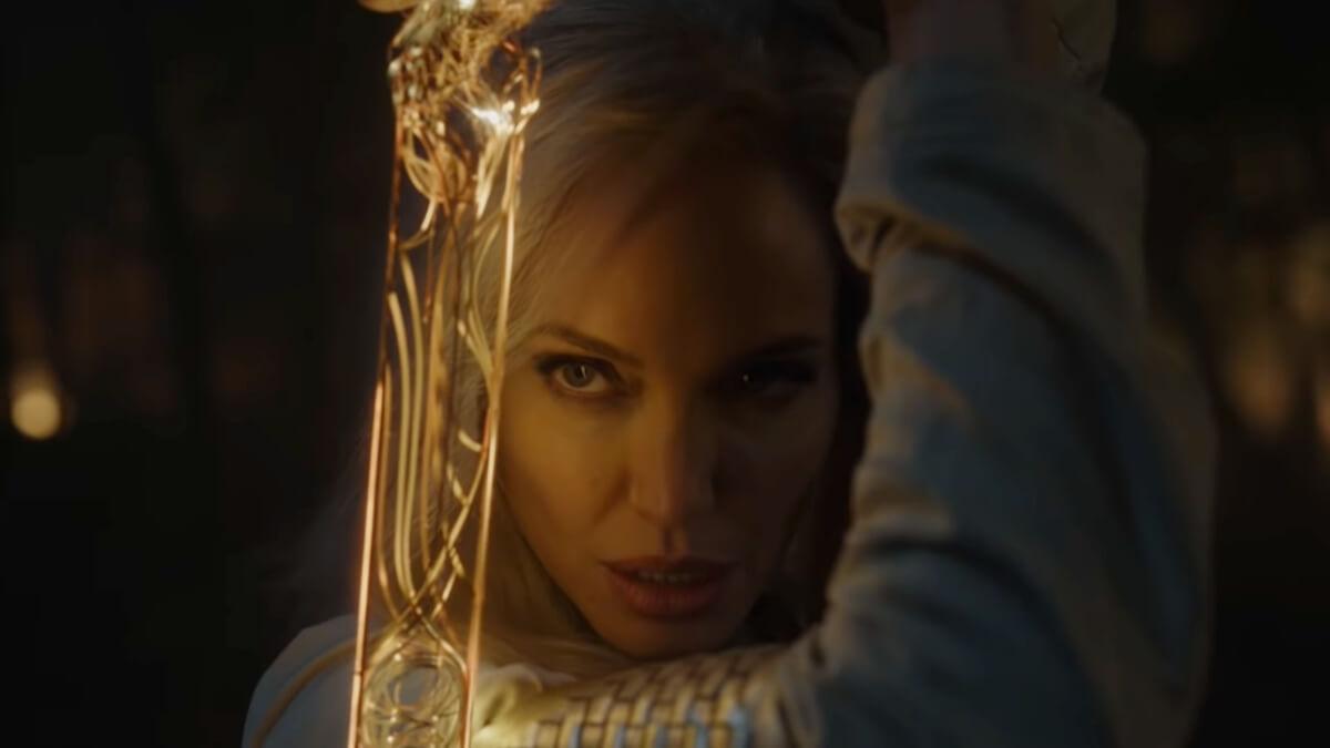 WATCH: Marvel Featurette Celebrates Movies, Drops 'Eternals' Footage