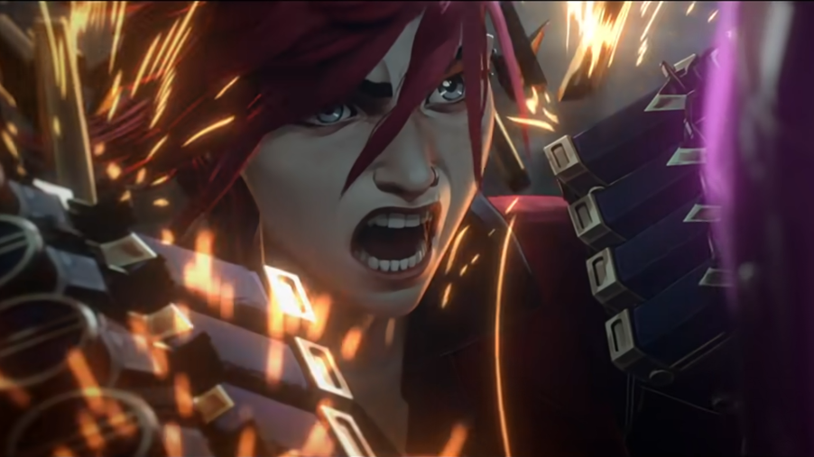 'League of Legends' Animated Series 'Arcane' Premieres on Netflix This Fall