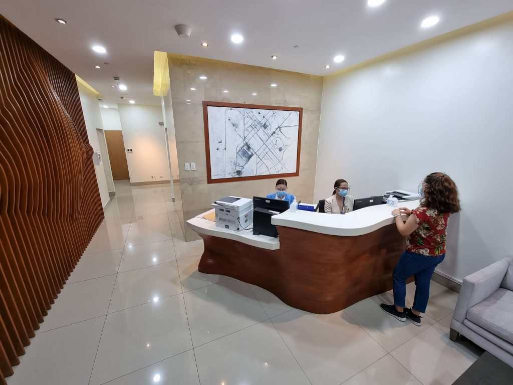 Makati Medical Center Outpatient Center at Discovery Primea