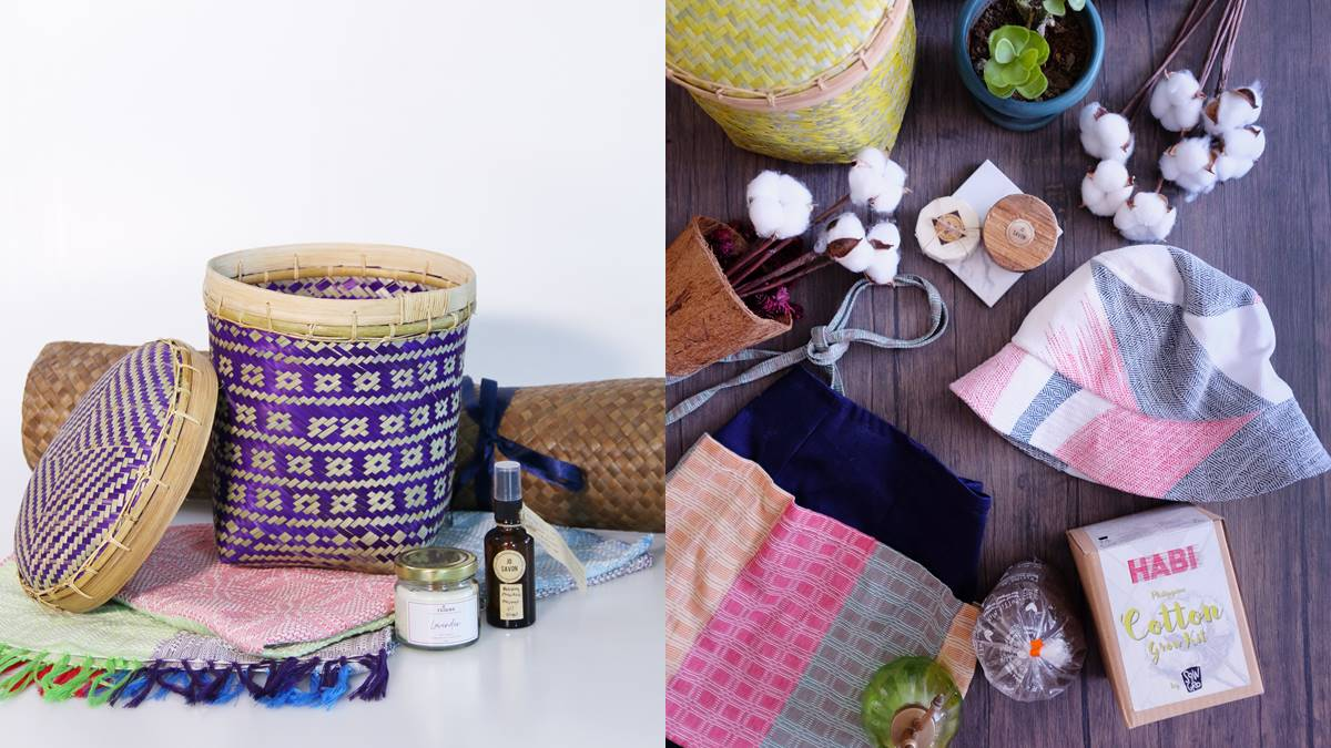 Support Local Weaver-Moms Featured in this Year's Habi Mama Online Fair