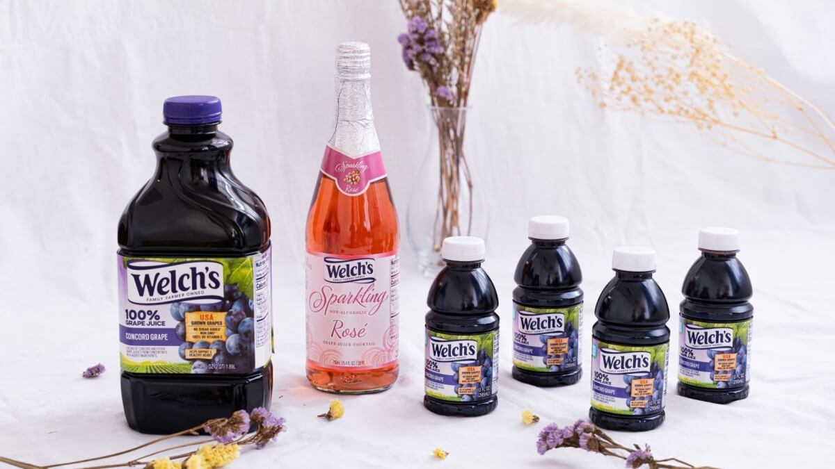 Have a Healthy Celebration This Mother's Day with Welch's