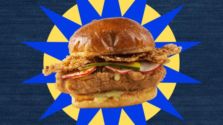 Fowlbread Scam Chicken Sandwich - featured image