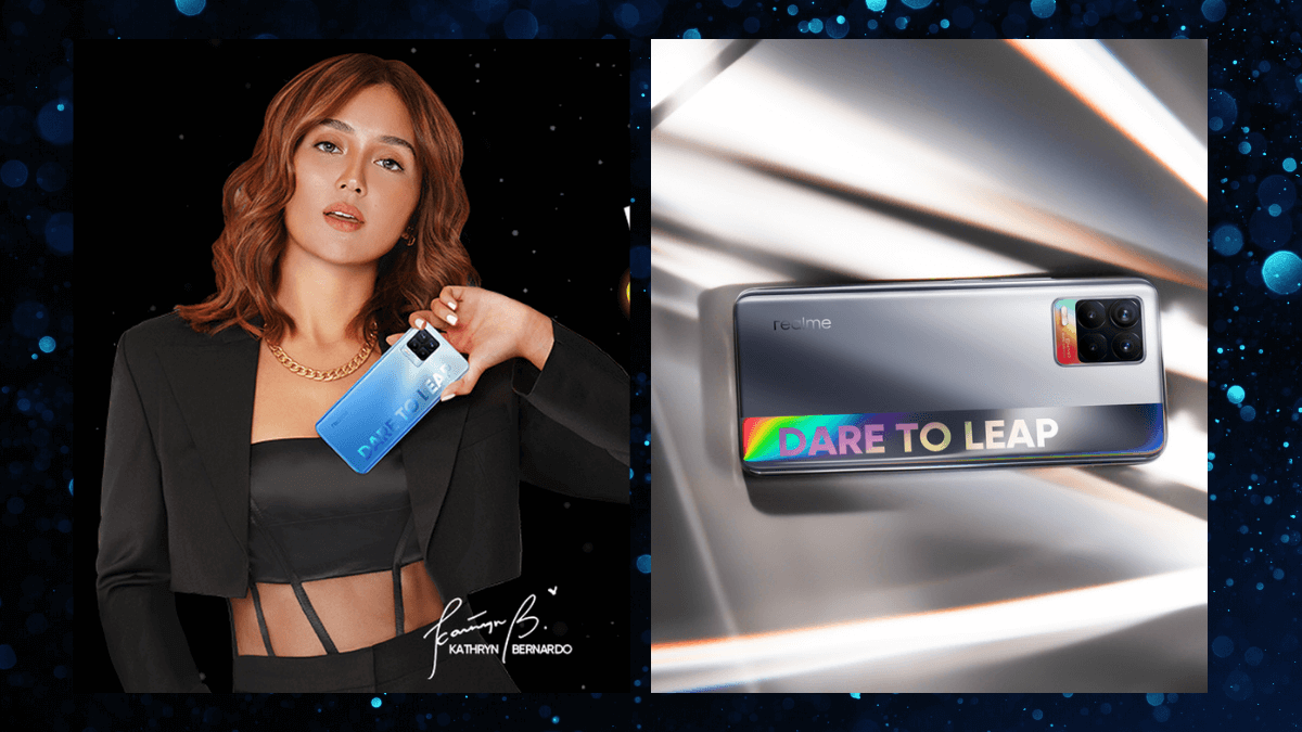 Mobile Photography Elevated: realme 8 Series Launches First on Lazada