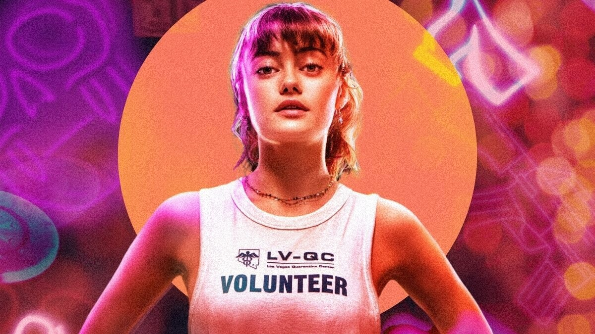 """Why Ella Purnell Felt """"Uncomfortable"""" Filming 'Army of the Dead'"""