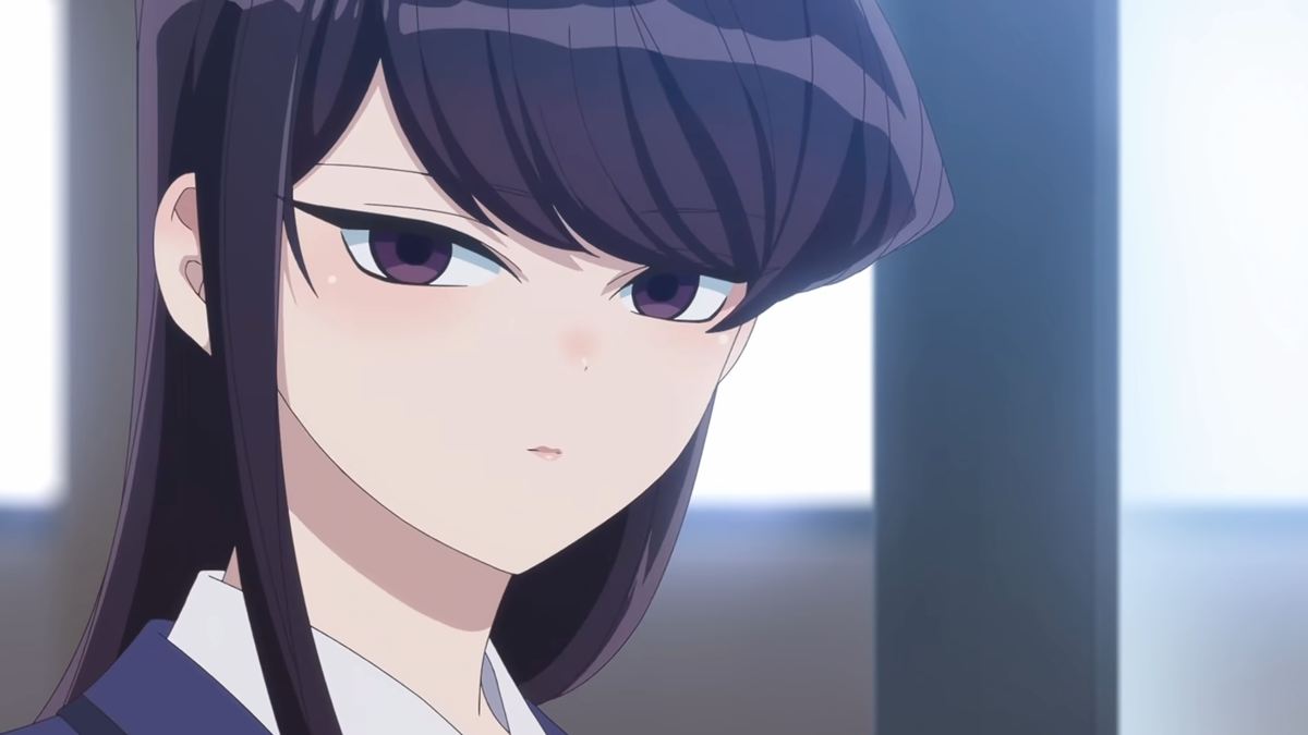 WATCH: The Trailer to the Upcoming Anime Series 'Komi Can't Communicate'