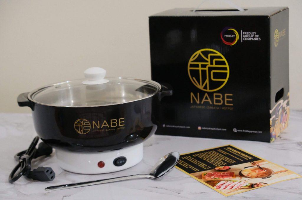 Nabe's P400 Portable Hotpot Recreates Japanese Shabu-Shabu at Home