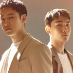 Lee Je Hoon and Tang Jun Sang