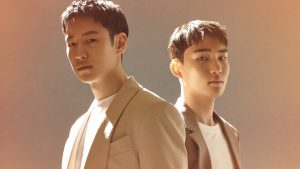 Lee Je Hoon and Tang Jun Sang