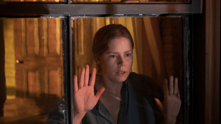The Woman in the Window - movie review