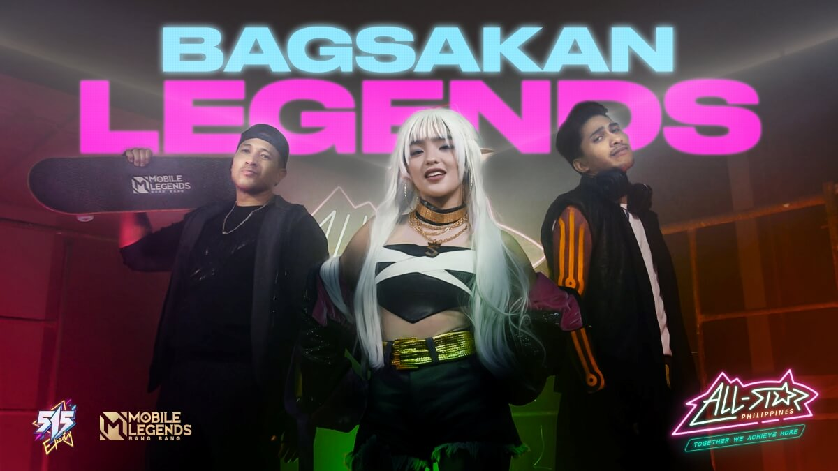 Read more about the article Andrea Brillantes and AkoSi Dogie Face Off in an Epic Rap Battle for Mobile Legends 515 E-party