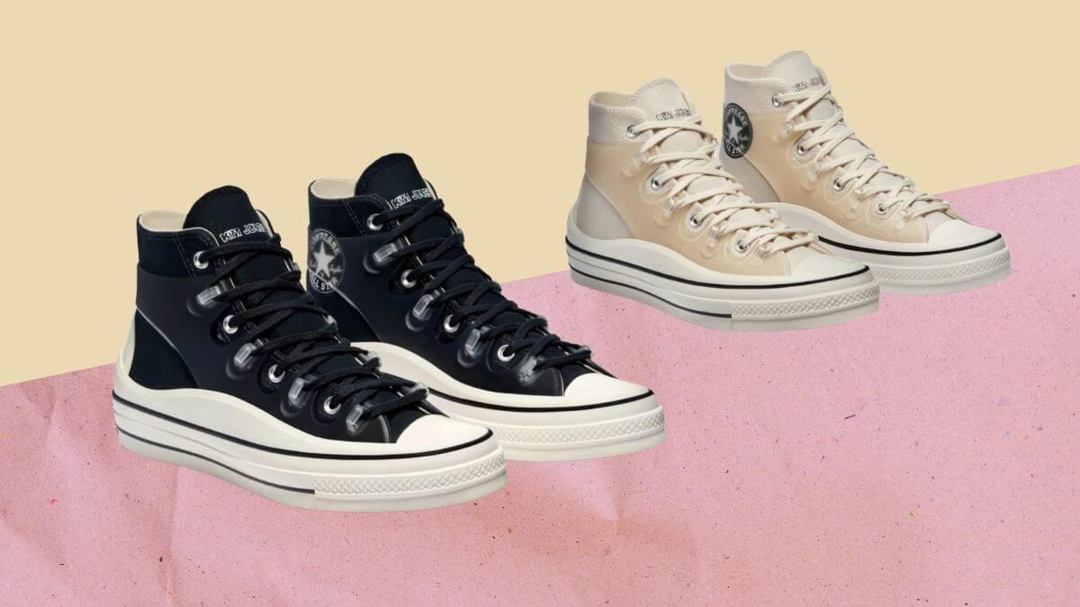 Converse x Kim Jones Collab Unveils Lovely Kicks For Fashionistas