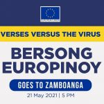 Bersong Euro-Pinoy Comes to Zamboanga This May 21