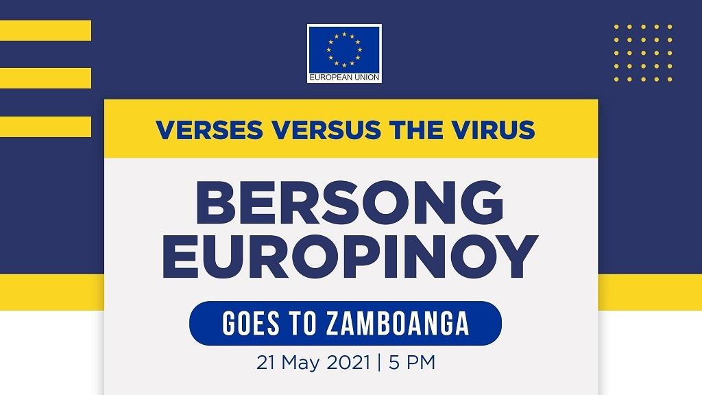 Bersong Euro-Pinoy Comes to Zamboanga This May 21