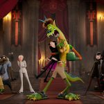 WATCH: 'Hotel Transylvania: Transformania' Trailer Turns Monsters Into Humans