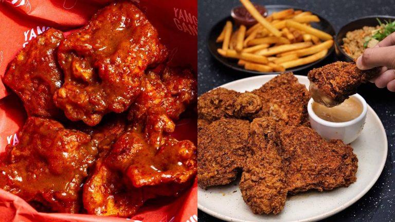 Spicy Chicken in Manila
