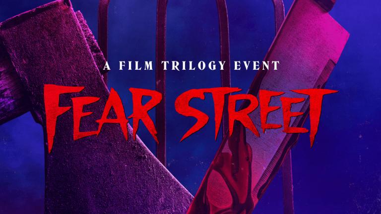 Fear Street Film Trilogy on Netflix