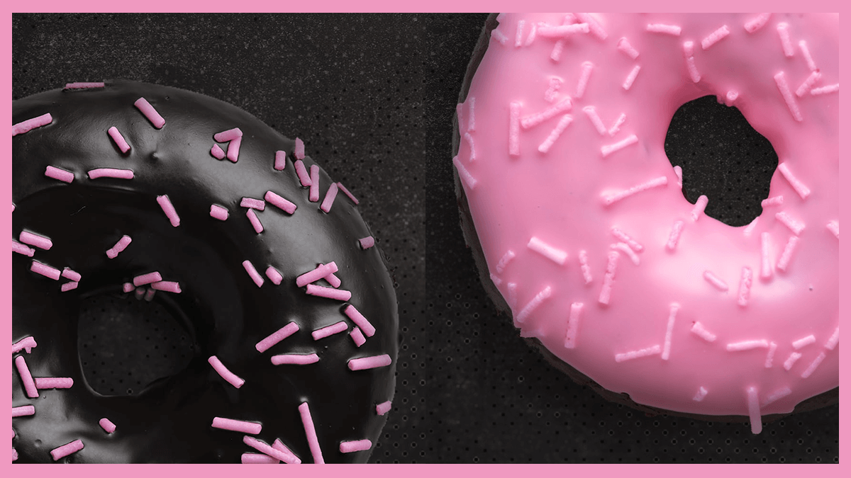 Read more about the article Krispy Kreme's Black and Pink Doughnuts are Coming To Our Areas This May 21!