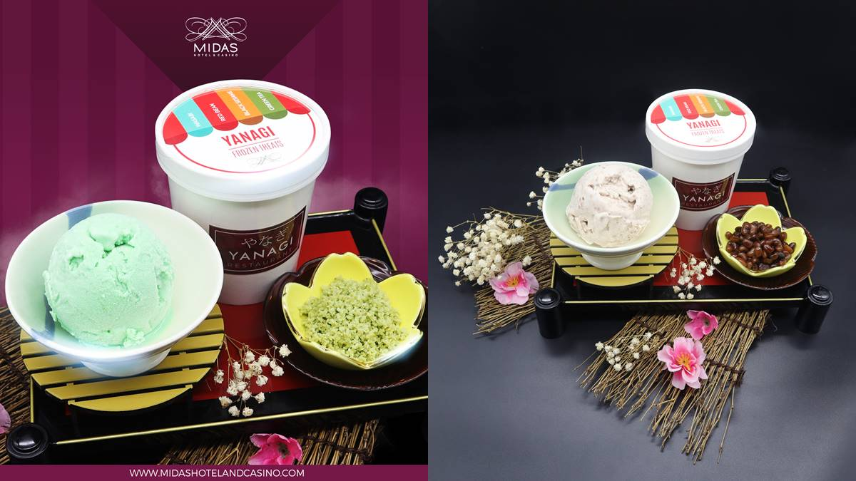 Read more about the article Wasabi, Green Tea Ice Cream, and More Summer Delights are Now Ready for Takeaway at Midas Hotel and Casino