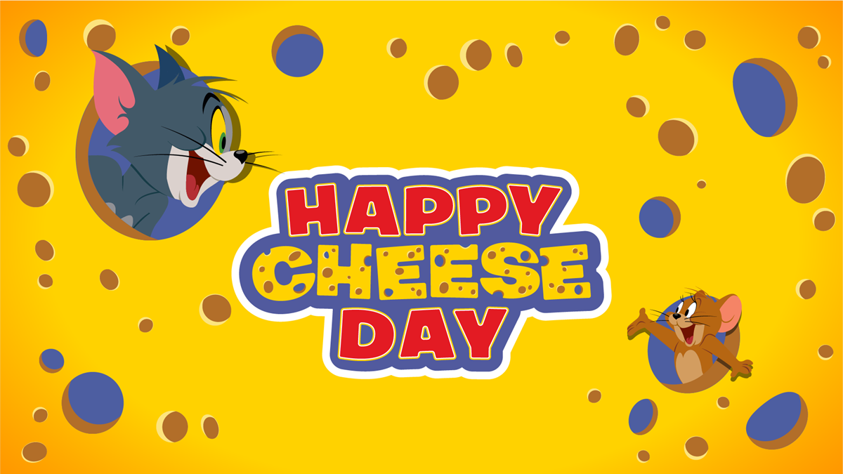 Read more about the article 'Tom and Jerry' Movie To Premiere on HBO GO in Celebration of World Cheese Day