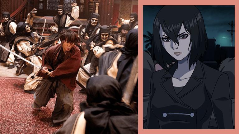 "Netflix for June - Rurouni Kenshin"" The Final and Trese"