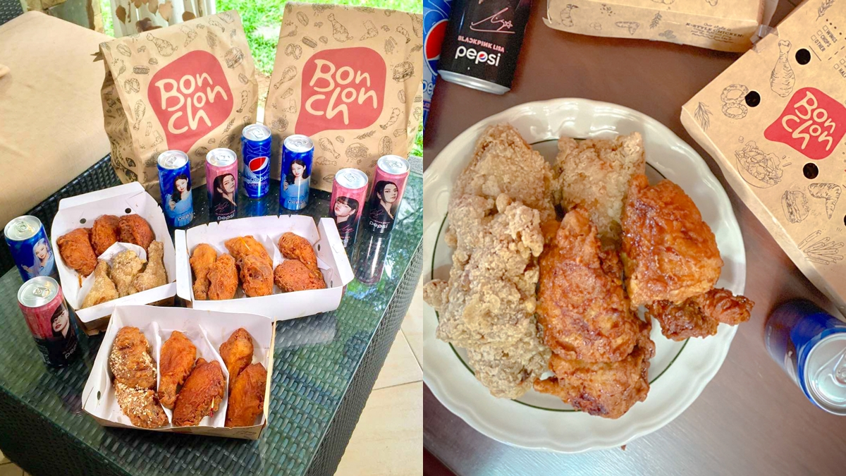 Read more about the article Get Your Pepsi's BLACKPINK Collector Cans When You Get Bonchon's Triple Sampler and K-Chickin Sampler