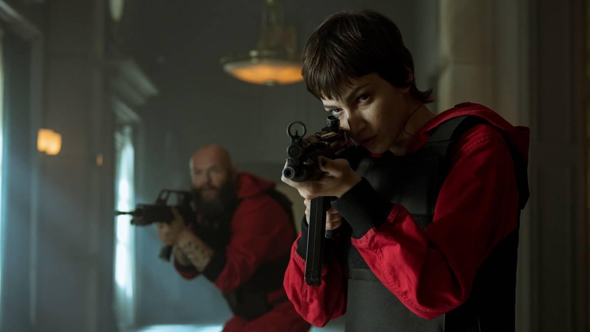 Netflix Confirms Money Heist Part 5 in an Explosive Date Announcement