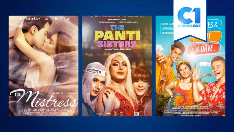 Cinema One June 2021 movies