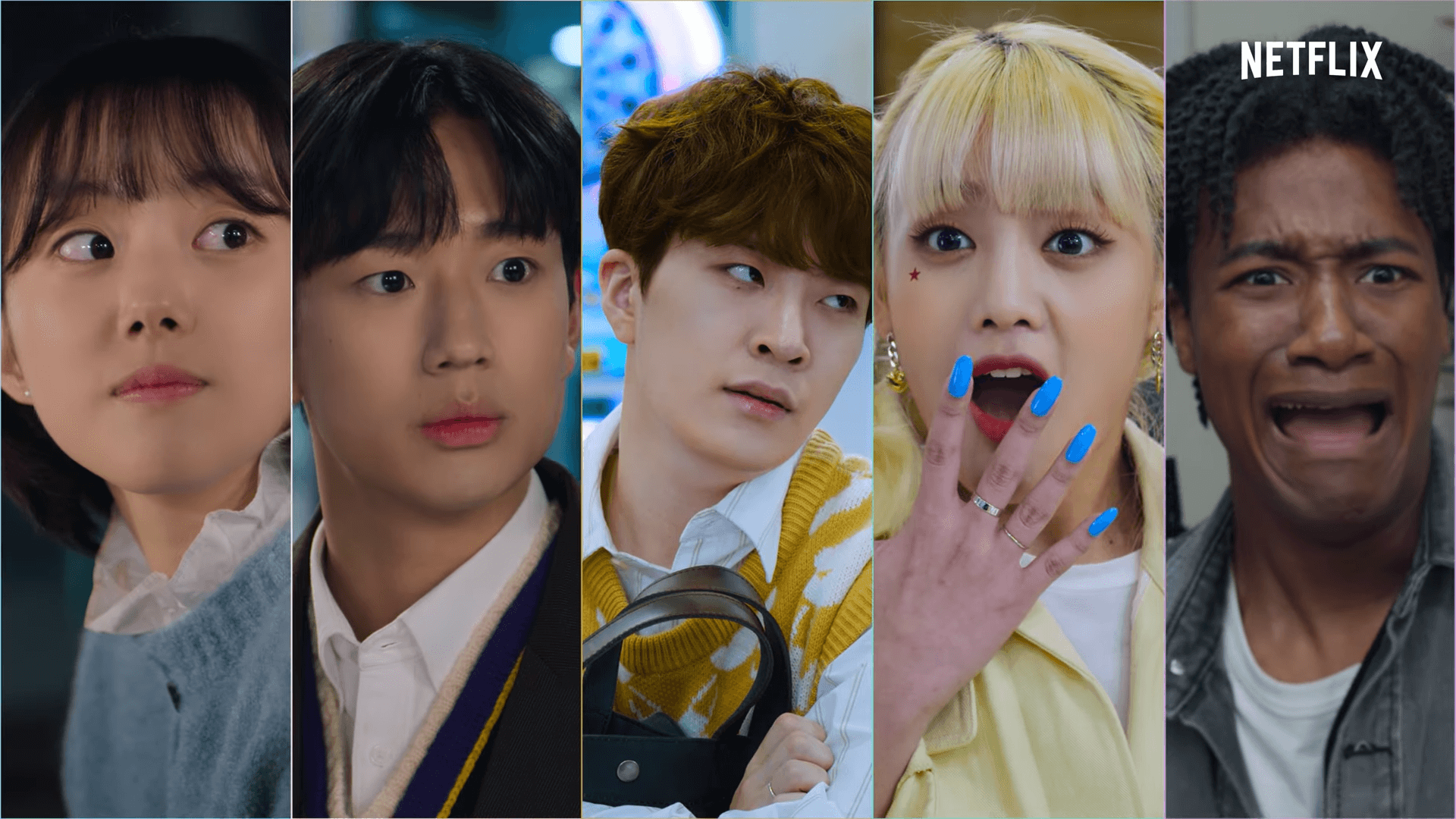WATCH: The Teaser to the Hilarious New Netflix K-Drama 'So Not Worth It'