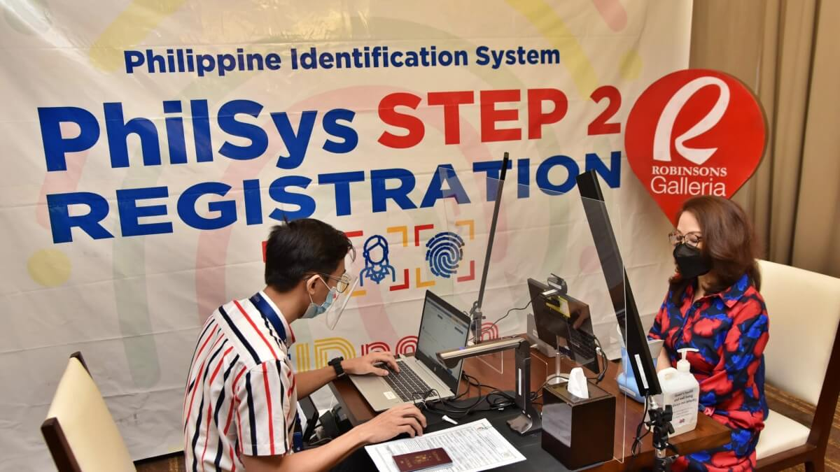 Read more about the article PhilSys Registration's Step 2 Now Available at 32 Robinsons Malls