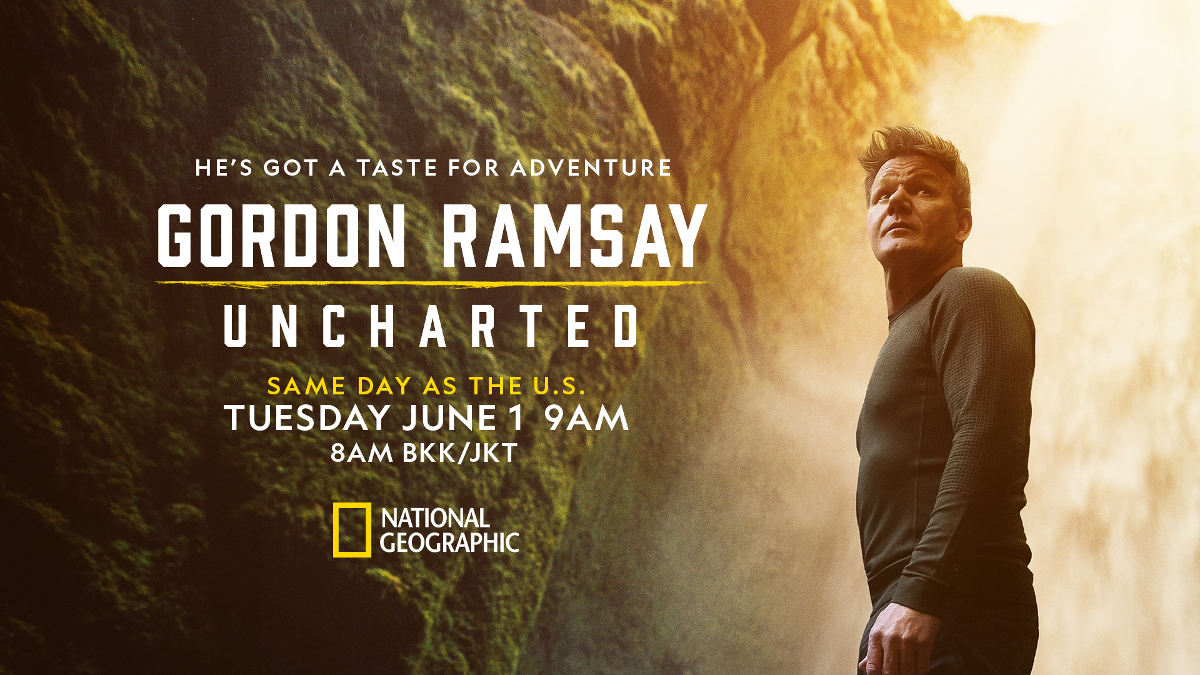 Read more about the article Gordon Ramsay Continues His Culinary Adventure in 'Gordon Ramsay: Uncharted' Season 3
