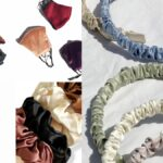 Sò Satin Adds Elegance To Your Casual Wear With Their Satin Face Masks and Scrunchies