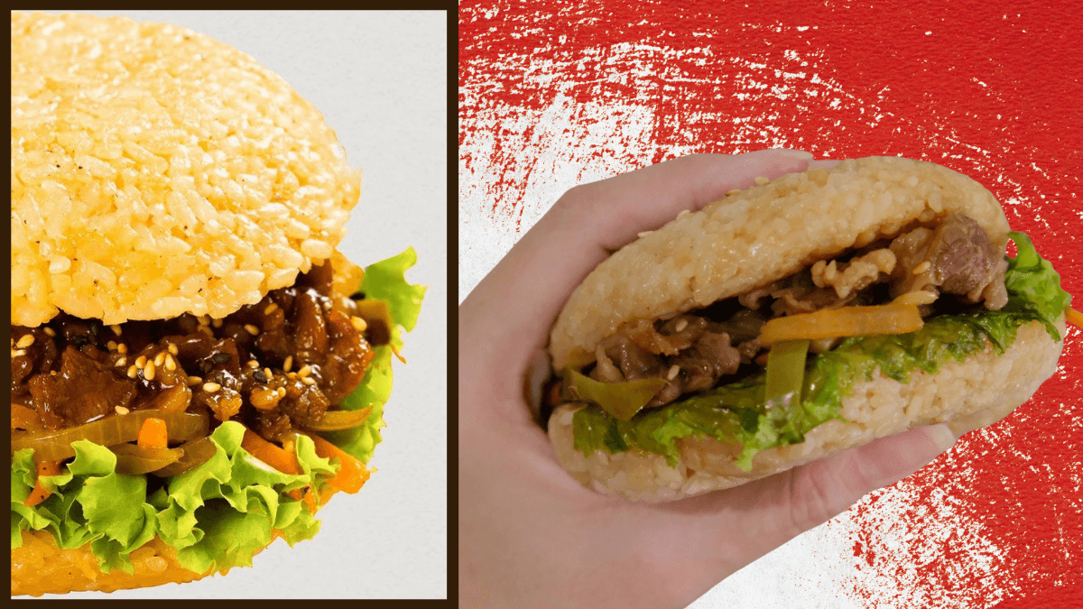 Read more about the article Mitasu Yakiniku Launches New Japanese Rice Burgers this June 2