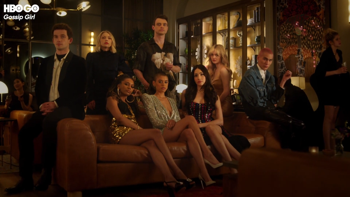 Read more about the article HBO MAX's 'Gossip Girl' Premieres on HBO GO This July 8