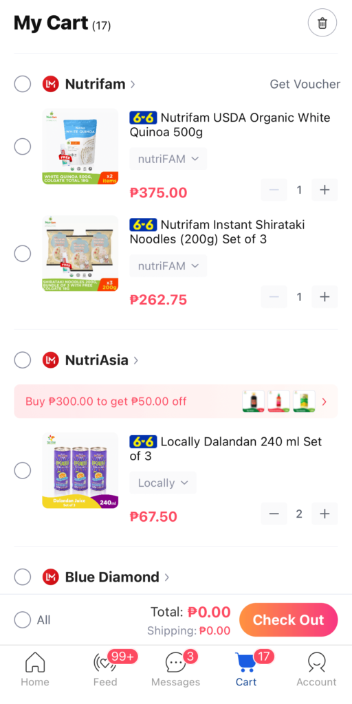 Lazada Mid-Year Sale - Add to cart ASAP