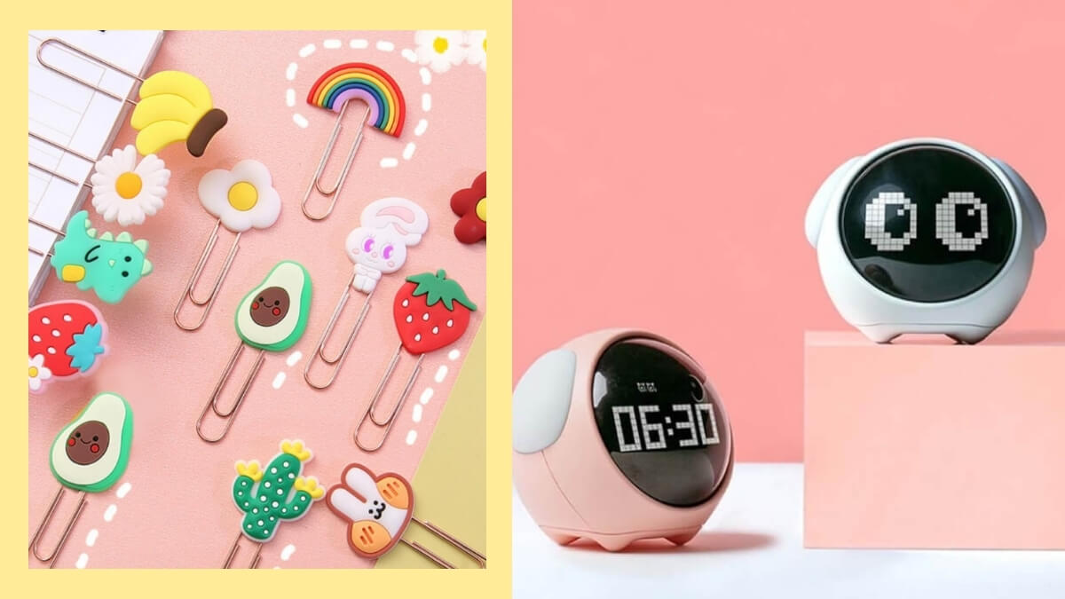 Read more about the article Add to Cart: 8 Cute Products for Your Kawaii Workspace