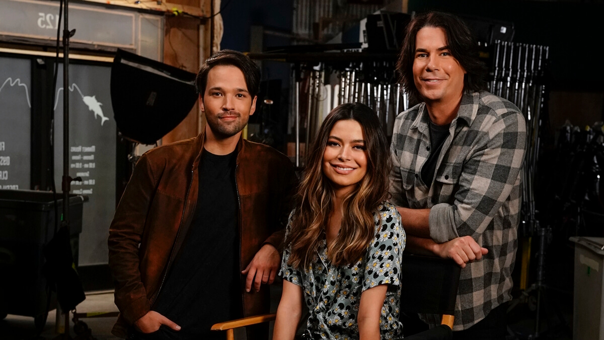 Read more about the article WATCH: The Trailer to Paramount+'s 'iCarly' Revival Series