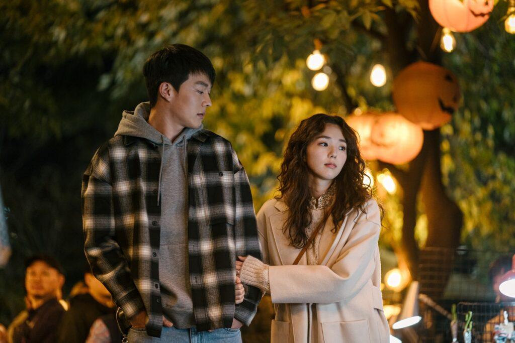 Jang Ki Yong and Chae Soo Bin in Sweet and Sour