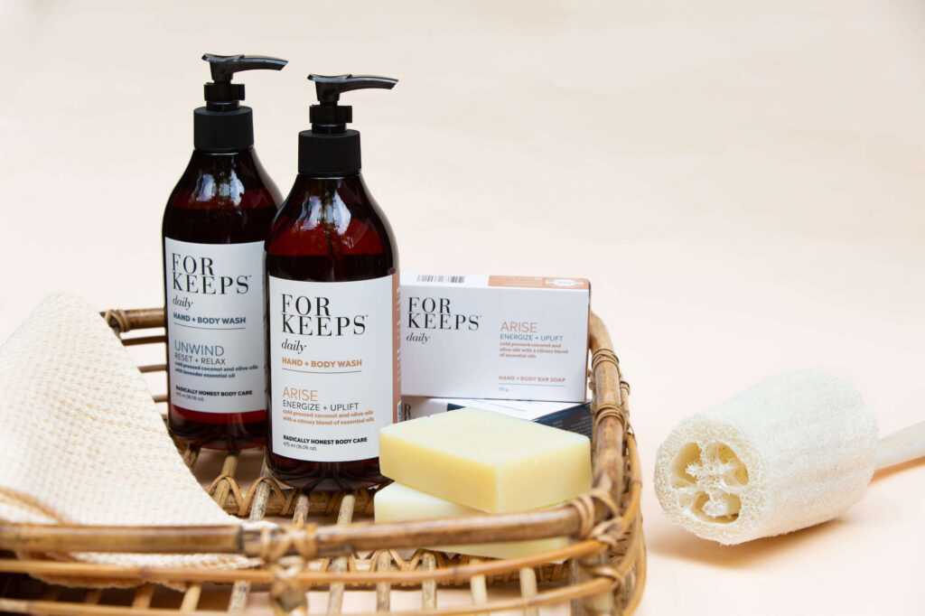 Arise Unwind Collection - For Keeps