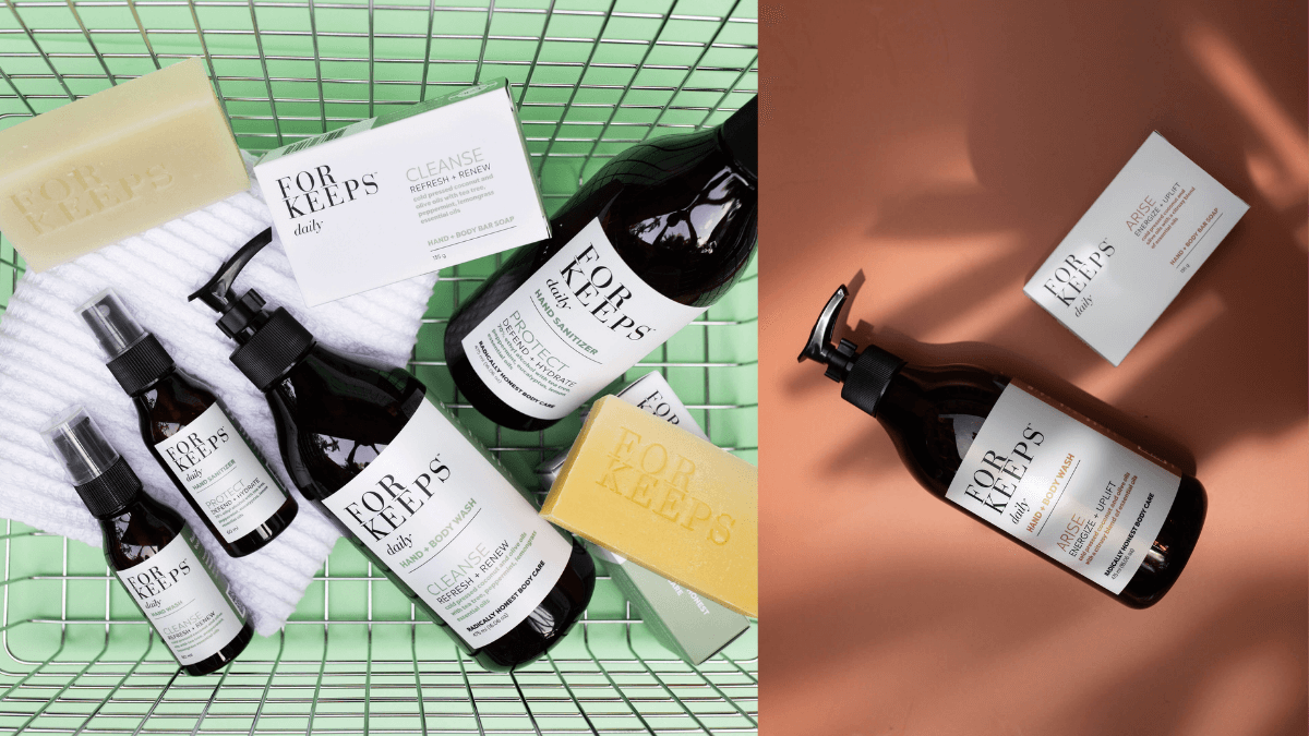 For Keeps: A #RadicallyHonest Filipino Beauty Brand with Premium Self-care Products Under P700