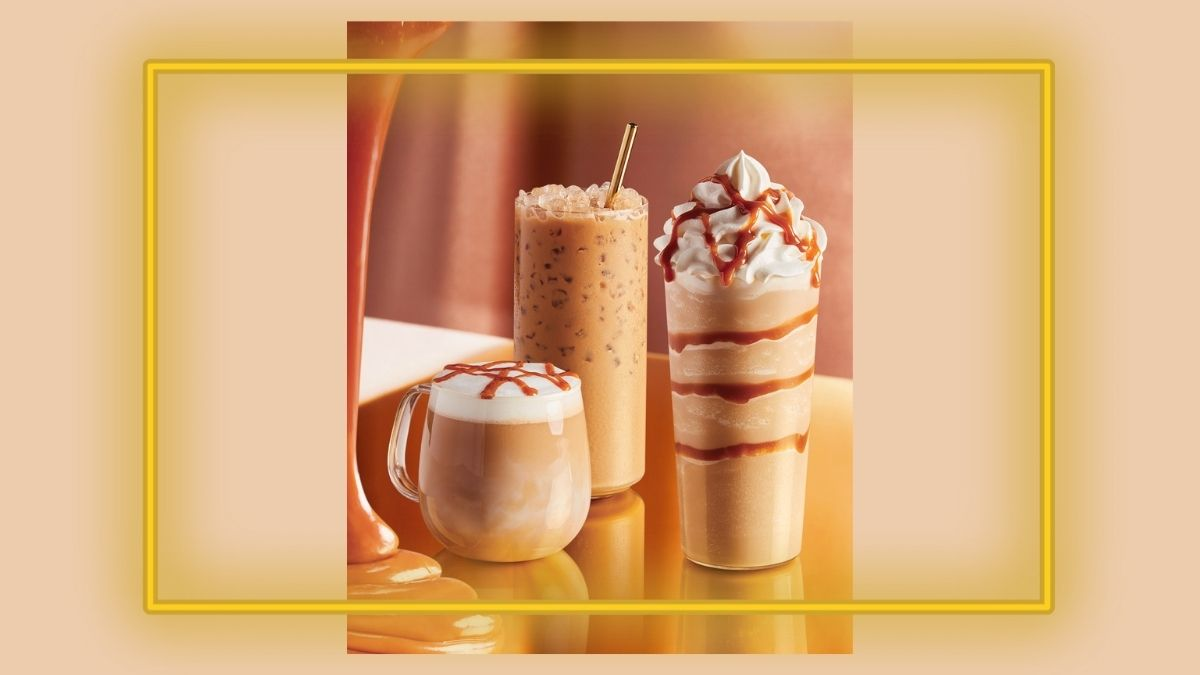 Coffee Bean & Tea Leaf Highlights Its Caramel Collection This June