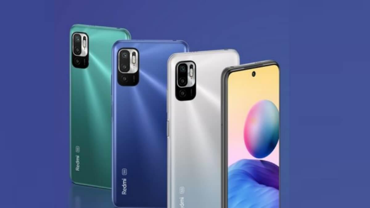 Xiaomi Launches New Mid-Range Smartphone Redmi Note 10 5G