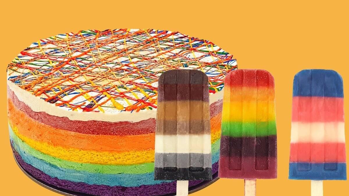 Celebrate Pride Month with Sebastian's Ice Cream's Pride Collection
