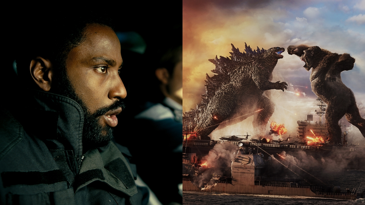 Blockbuster Movies 'Tenet' and 'Godzilla vs. Kong' Arrives on HBO GO This June