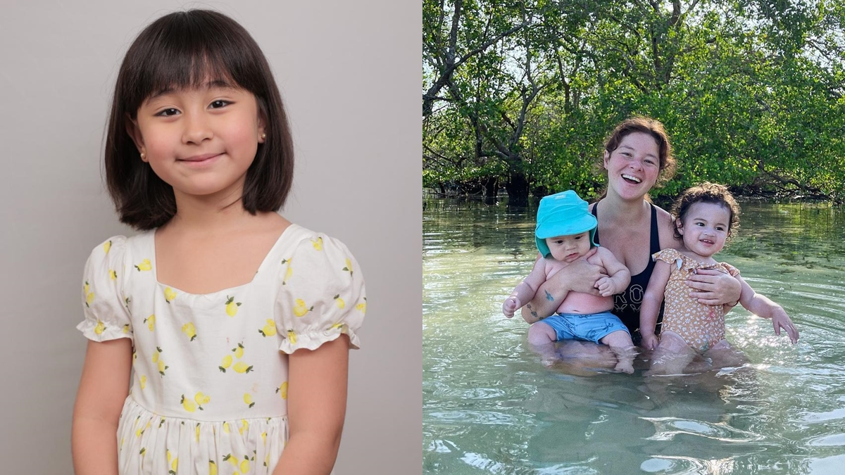 Scarlet Snow Belo and Andi Eigenmann Partner With Grounded for World Oceans Day