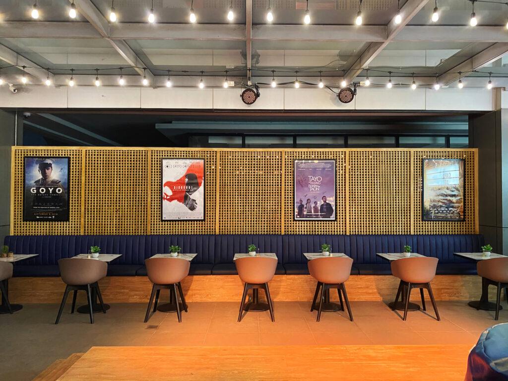 Cinema 76 Cafe - tba posters