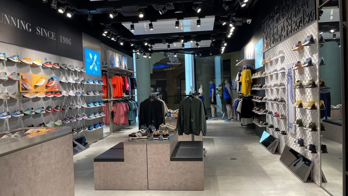 New Balance Opens Flagship Store in Makati