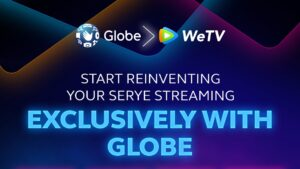 WeTV and Globe Partnership