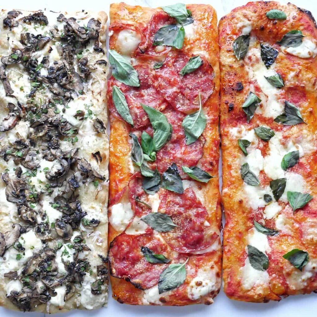 Tyler's Cafe introduces pizza menu